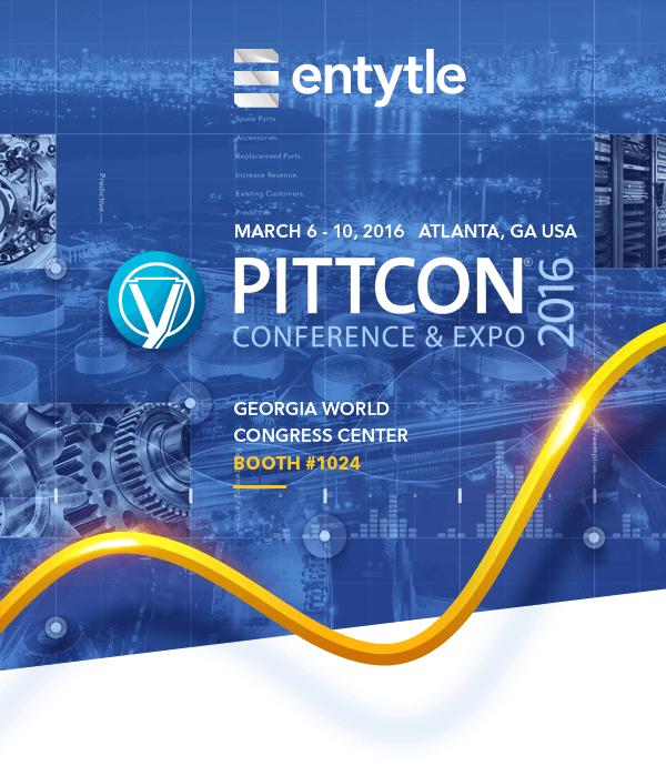 Entytle Pittcon background