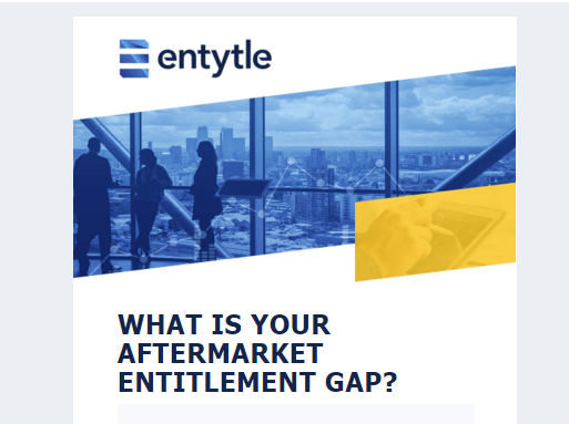 What is your entitlement gap?